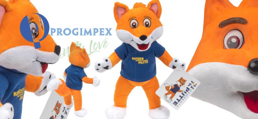 Progimpex Pluche Knuffels en Kids Merchandise